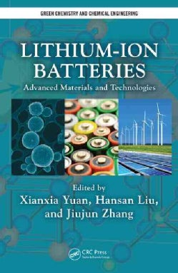 Lithium-ion Batteries: Advanced Materials and Technologies (Hardcover)