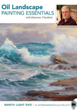Oil Landscape Painting Essentials With Johannes Vloothuis (DVD video)