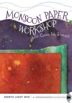 Monsoon Paper Workhop (DVD video)