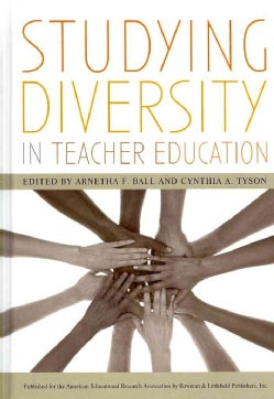 Studying Diversity in Teacher Education (Hardcover)