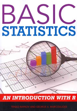 Basic Statistics: An Introduction with R (Paperback)