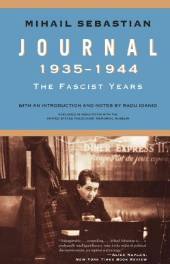 Journal, 1935-1944: The Fascist Years (Paperback)