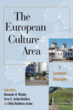 The European Culture Area: A Systematic Geography (Paperback)