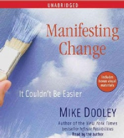 Manifesting Change: It Couldn't Be Easier (CD-Audio)