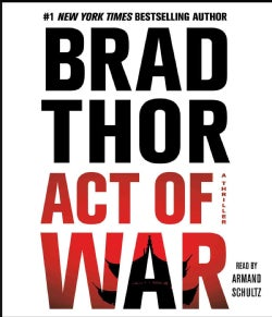 Act of War (CD-Audio)