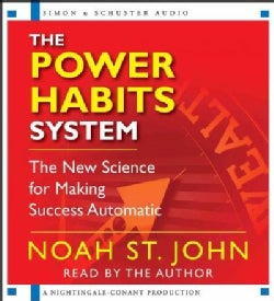 The Power Habits System: The New Science for Making Success Automatic (CD-Audio)