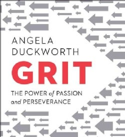 Grit: The Power of Passion and Perseverance (CD-Audio)