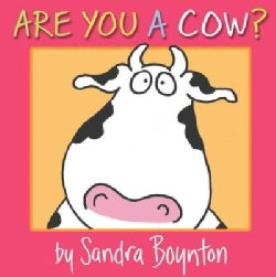 Are You a Cow? (Board book)