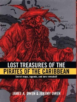 Lost Treasures of the Pirates of the Caribbean (Paperback)