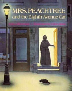 Mrs. Peachtree and the Eighth Avenue Cat (Paperback)