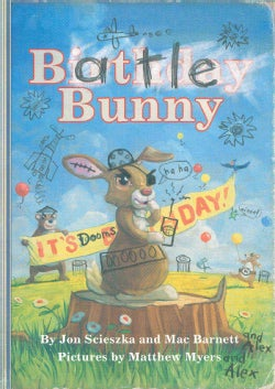 Battle Bunny (Hardcover)