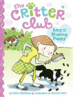 Amy and the Missing Puppy (Paperback)