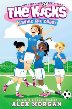 Saving the Team (Hardcover)