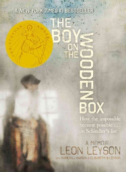 The Boy on the Wooden Box: How the impossible became possible . . . on Schindler's list (Hardcover)