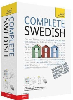 Teach Yourself Complete Swedish: Beginner to Intermediate