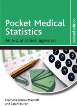 Pocket Medical Statistics: An A-z for Critical Appraisal, Second Edition (Paperback)