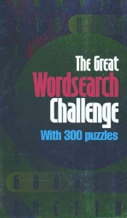 The Great Wordsearch Challenge (Paperback)