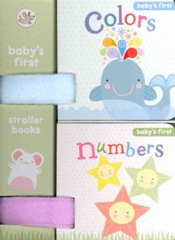 Colors/Numbers (Board book)