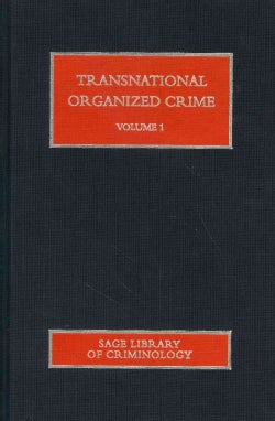 Transnational Organized Crime (Hardcover)