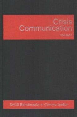Crisis Communication (Hardcover)