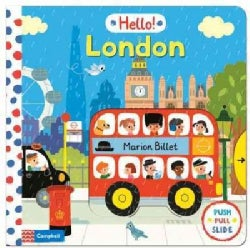 Hello! London (Board book)