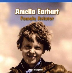 Amelia Earhart: Female Aviator (Paperback)