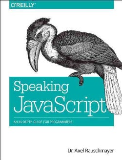 Speaking Javascript (Paperback)