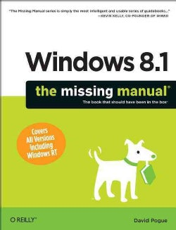 Windows 8.1 The Missing Manual (Paperback)