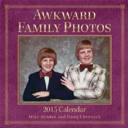 Awkward Family Photos 2015 Mini Wall Calendar (Calendar)