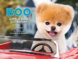 Boo: Little Dog in the Big City (Hardcover)