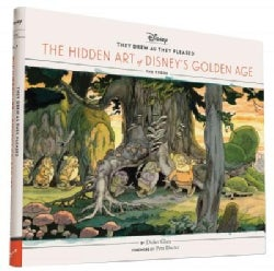 They Drew As They Pleased: The Hidden Art of Disney's Golden Age: The 1930s (Hardcover)