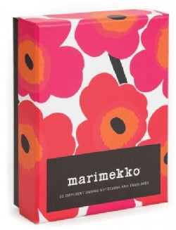Marimekko Notes: 20 Different Unikko Notecards and Envelopes (Cards)