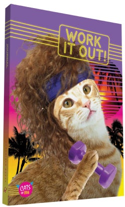 Work It Out!: Journal - Cats of 1986 (Notebook / blank book)