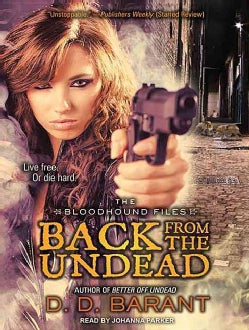 Back From The Undead (CD-Audio)