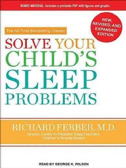 Solve Your Child's Sleep Problems (CD-Audio)