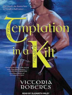 Temptation in a Kilt (CD-Audio)