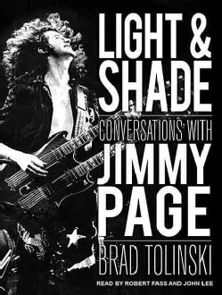 Light & Shade: Conversations With Jimmy Page; Library Edition (CD-Audio)