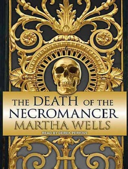 The Death of the Necromancer: Library Edition (CD-Audio)