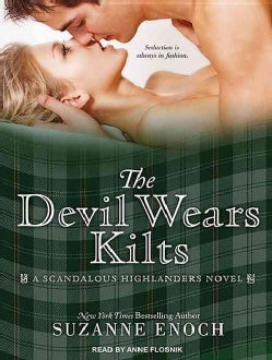 The Devil Wears Kilts: Library Edition (CD-Audio)