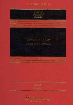 Criminal Law: Cases and Materials (Hardcover)