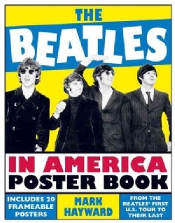 The Beatles in America Poster Book (Paperback)