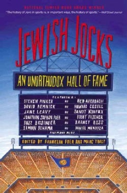 Jewish Jocks: An Unorthodox Hall of Fame (Paperback)