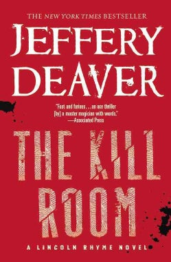 The Kill Room (Paperback)