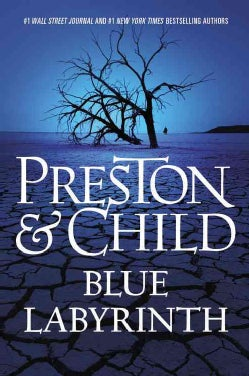 Blue Labyrinth (Hardcover)