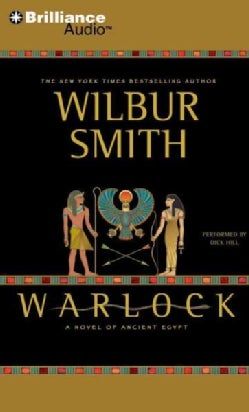 Warlock: A Novel of Ancient Egypt (CD-Audio)