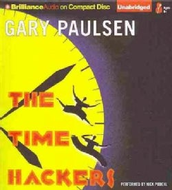 The Time Hackers (CD-Audio)