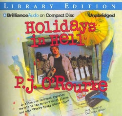 Holidays in Hell (Compact Disc)