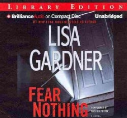 Fear Nothing: Library Edition (CD-Audio)