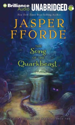 The Song of the Quarkbeast: Library Edition (CD-Audio)
