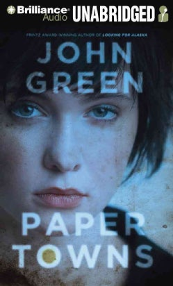 Paper Towns (CD-Audio)